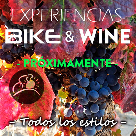 Experiencias BIKE & WINE