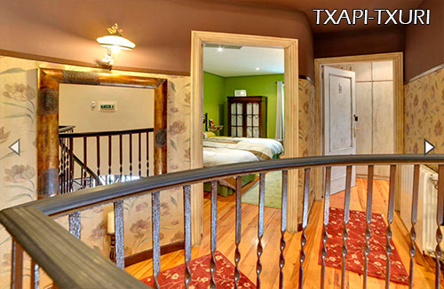 Hostal-Txapi-hall-