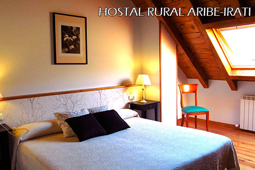 Hostal-Rural-Aribe-Irati-room-1