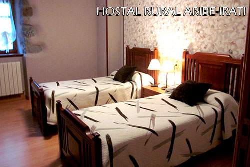 Hostal-Rural-Aribe-Irati-room-2