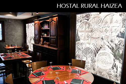 Hostal-Rural-Haizea-restaurant
