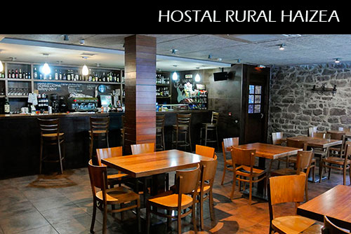 Hostal-Rural-Haizea-bar