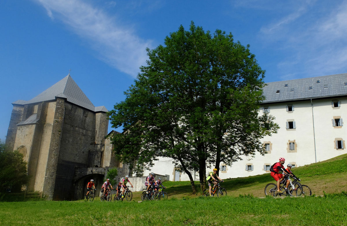 Irati-Roncesvalles-bike-route-stage-2
