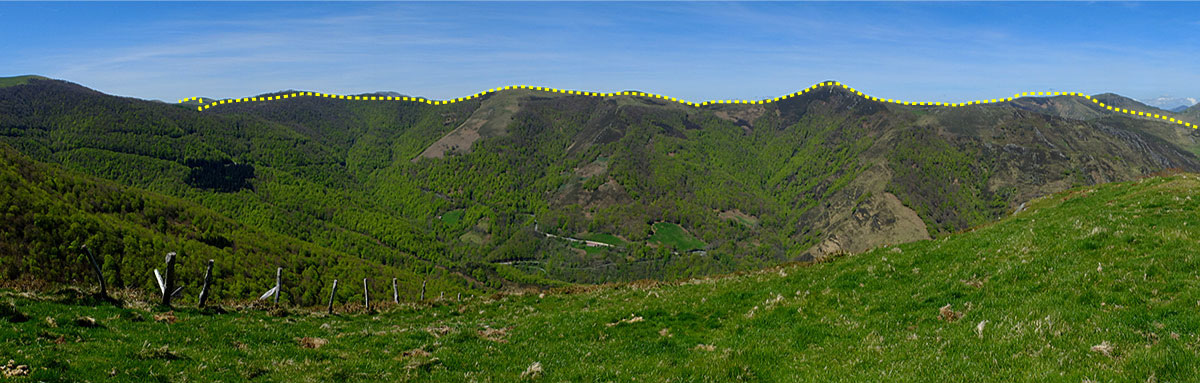 Laurinaga panorama