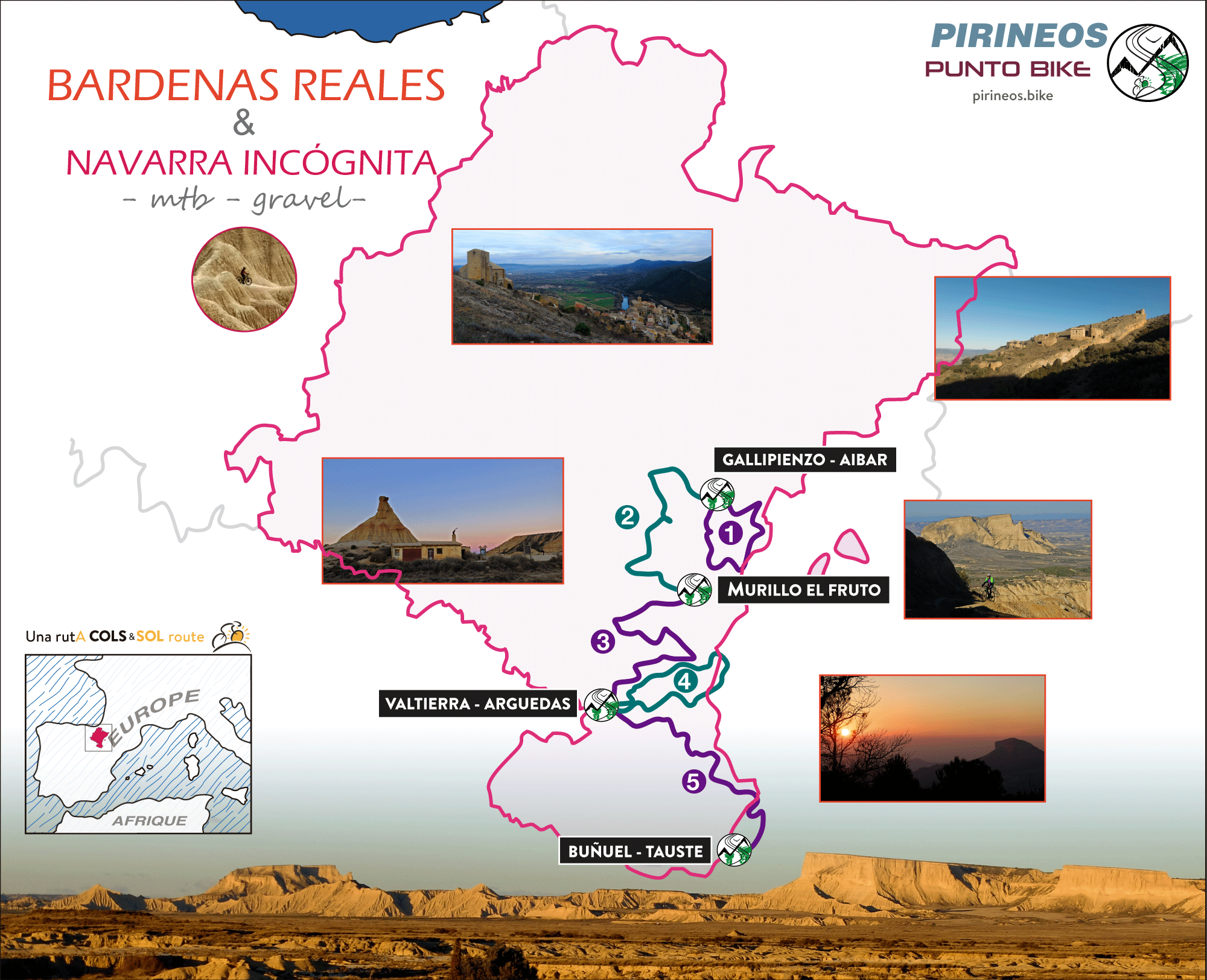 Bardenas-Navarra-incognita-bike-map